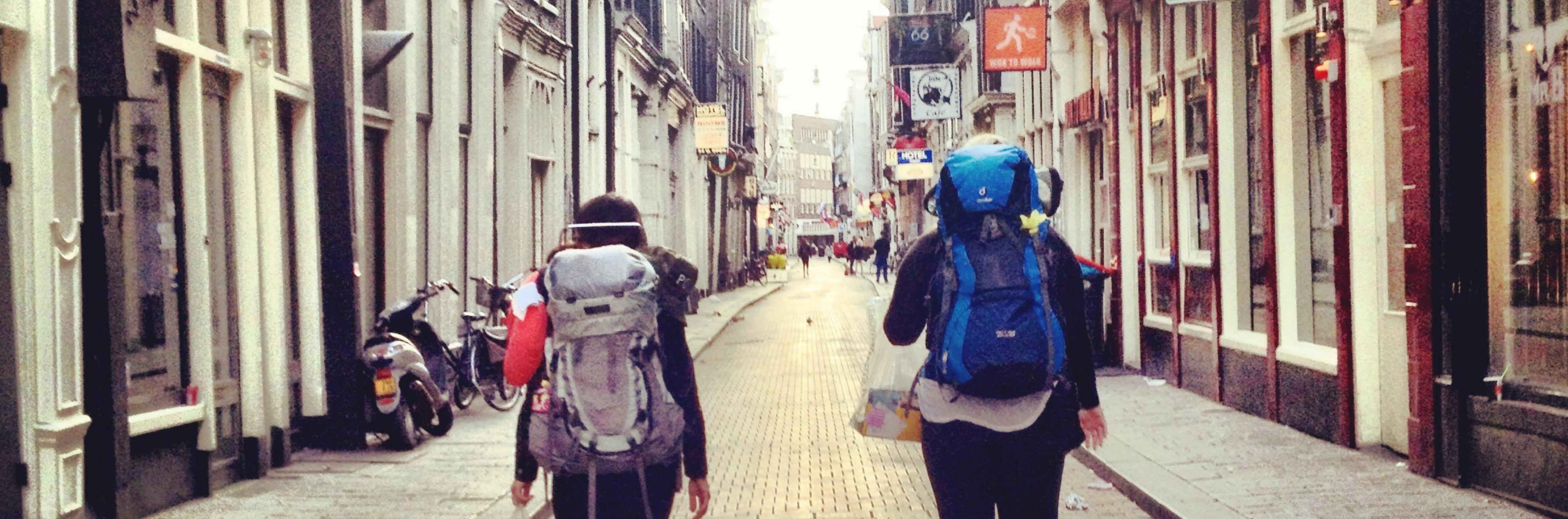 Best Backpack for Traveling Europe!