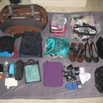 Female Packing List for Backpacking Europe