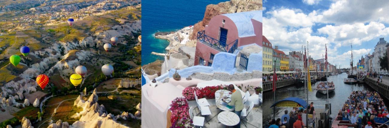 My Top 15 Favorite European Travel Destinations (In Photos)