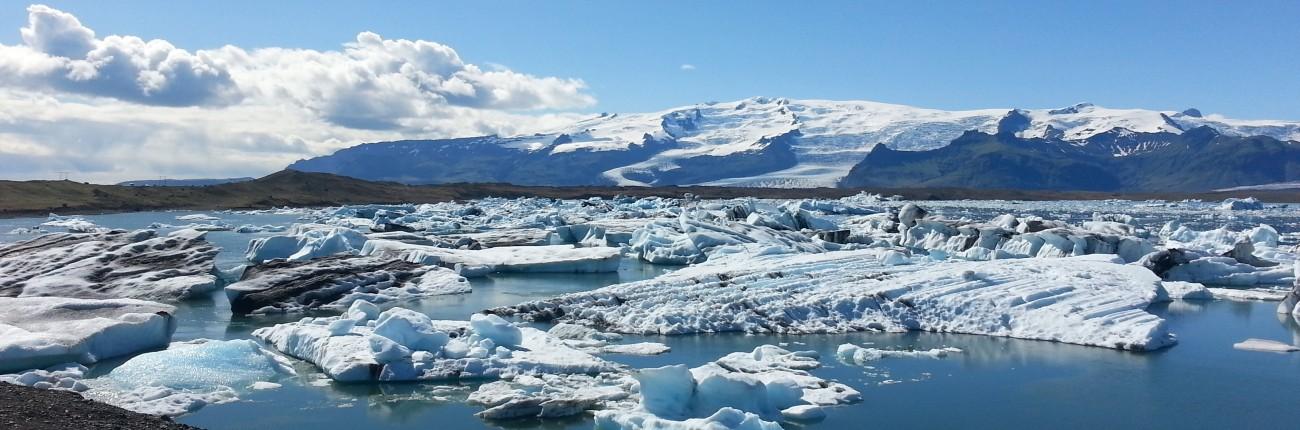 Backpacking Iceland Series: A Day Trip to Jökulsárlón Glacier Lagoon