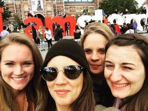Birthday Amsterdam Weekend!
